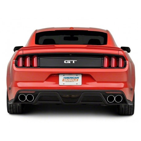 Valance Panel - GT350 Style Diffusor (for quad exhaust)