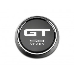 Deck Lid Emblem - gt - years - anniversary